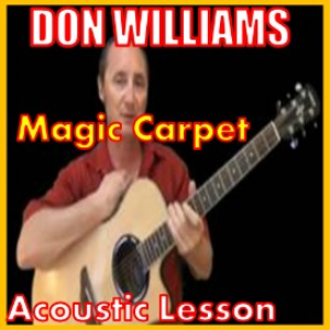 Learn to play Magic Carpet by Don Williams | Movies and Videos | Educational