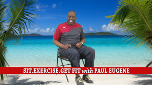 Sit Fit On Beach (DL) | Movies and Videos | Fitness