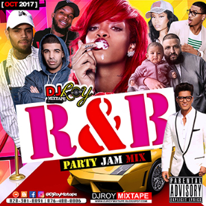 dj roy r&b party jam mix 2017
