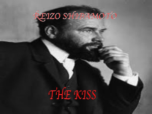 Reizo Shibamoto The Kiss | Music | Classical