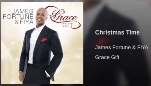 christmas time (james fortune) custom arranged for vocals, band, winds, brass and strings plus