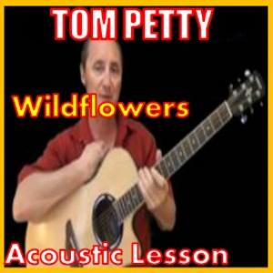 learn to play wildflowers by tom petty