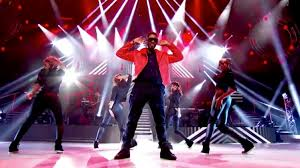 usher - amex unstaged show (live) hd