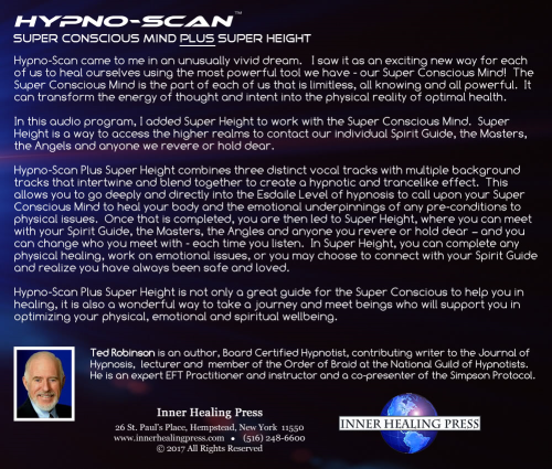 Second Additional product image for - HypnoScan Plus Super Height
