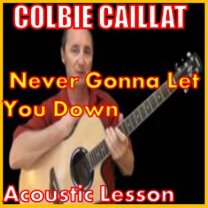 Learn to play Never Gonna Let You Down by Colbie Caillat | Movies and Videos | Educational