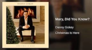 mary did you know? - danny gokey full custom orchestration