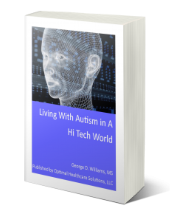 First Additional product image for - Living with Autism In A Hi Tech World