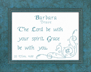 name blessings - barbara 4