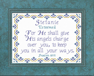 Name Blessings - Stefanie | Crafting | Cross-Stitch | Other