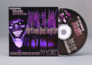 pitch black professional haunt soundscape cd by twisted creations