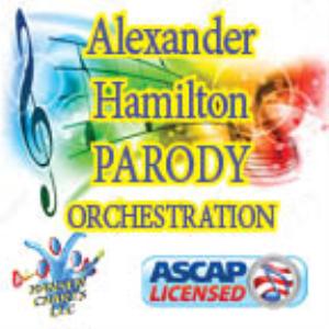 "Alexander Hamilton Parody ""Jesus Christ of Nazareth"" Orchestration | Music | Gospel and Spiritual"