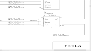 tesla model x electrical wiring diagrams 2017