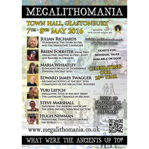 2016 megalithomania box-set