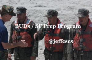 buds / sf selection training program