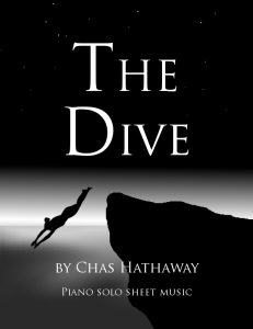 the dive sheet music