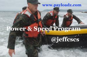 power / speed program