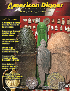 American Digger Vol 13, Issue 6 | eBooks | History