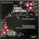 Stephen Douglas Burton: Songs of the Tulpehocken - Kenneth Riegel, tenor - Louisville SO/Burton | Music | Classical