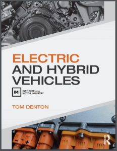 electric and hybrid vehicles tom denton