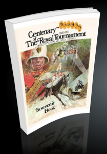 centenary of the royal tournament 1880-1980 london's great military tattoo souvenir book