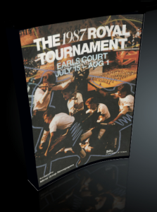 1987 royal tournament program of events