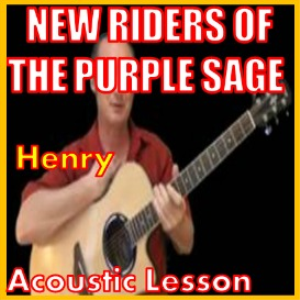 Learn to play Henry by New Riders Of The Purple Sage | Movies and Videos | Educational