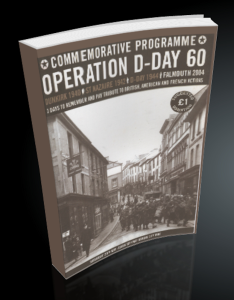 operation d-day 60 commemorative programme 2004