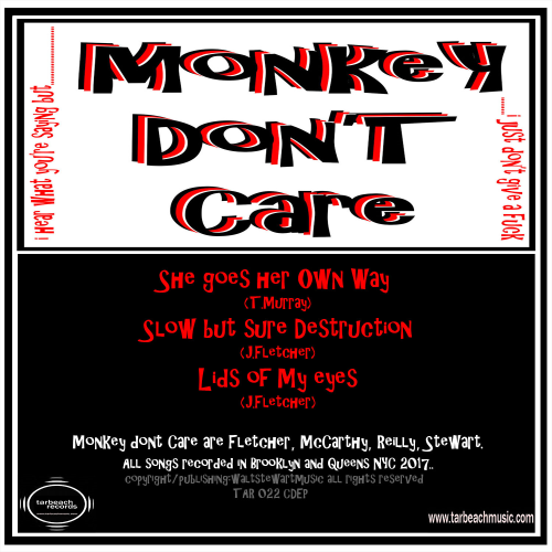 First Additional product image for - Monkey Dont Care- The Pearl Necklace EP