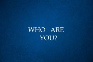 Who Are You - Discovering Your Universe | Other Files | Everything Else