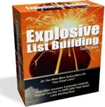 explosive power list building