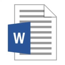 CIKR Example.docx | eBooks | Education