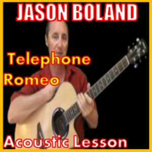 Learn to play Telephone Romeo by Jason Boland | Movies and Videos | Educational