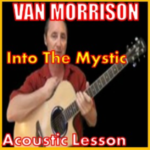 learn to play into the mystic by van morrison