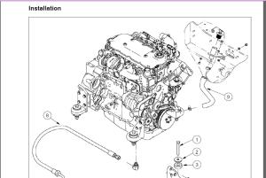 new holland w170b wheel loader service repair manual