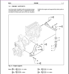 new holland w270 wheel loader service repair workshop manual