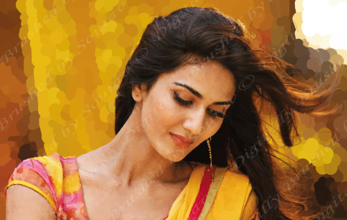 First Additional product image for - Vaani- The Indian Classic Beauty