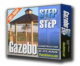Gazebo Plans | eBooks | Outdoors and Nature