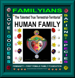 the human family-1