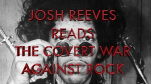 First Additional product image for - Josh Reeves Reads The Covert War Against Rock