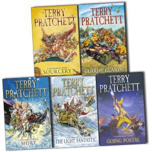 Terry Pratchett Collection | eBooks | Literary Collections