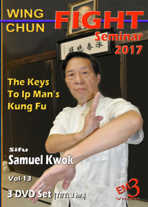 WING CHUN FIGHT SEMINAR - 2017 LONG BEACH CA by GM Samuel Kwok | Movies and Videos | Training