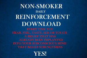Non-Smoker Daily Reinforcement Download | Other Files | Everything Else