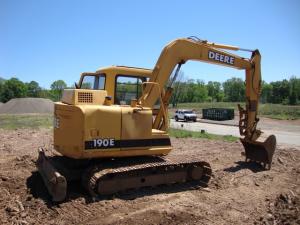 download john deere 190e repair service manual tm1540