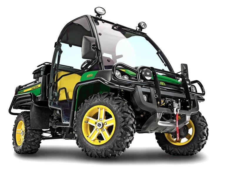 John Deere Gator >> Download John Deere 855d Xuv Gator Utility Vehicle Repair Service