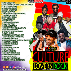Dj Roy Culture Lovers Rock Mix Vol.12 | Music | Reggae