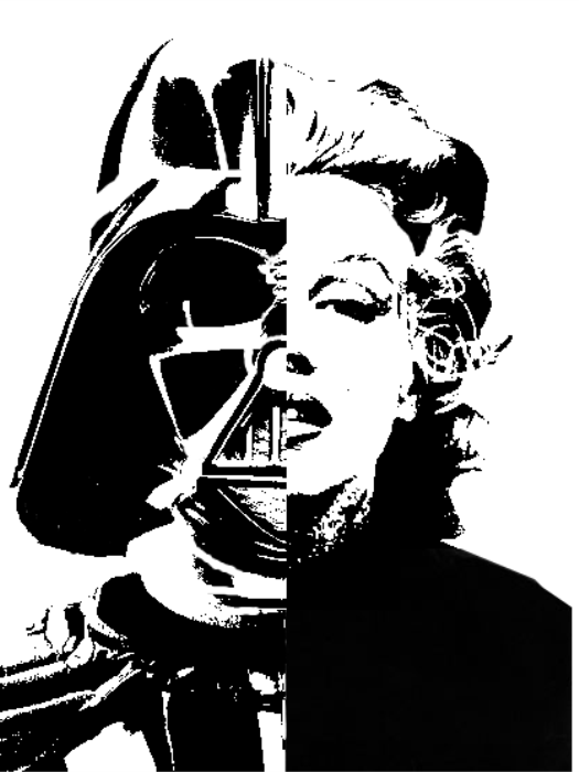 First Additional product image for - Monroe/ Vader
