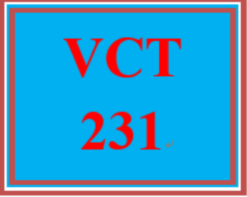 First Additional product image for - VCT 231 Week 1 Individual: Premiere® Pro Workspace