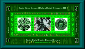 Davis' Dollar Digital Dividends $090 | Photos and Images | Digital Art