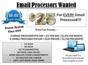 Email Processer | Software | Internet