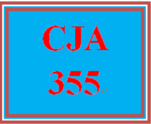 First Additional product image for - CJA 355 Week 2 Problem Evaluation Paper